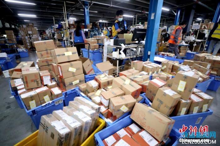 邮政快递业量质齐升 日均服务用户超5亿人次