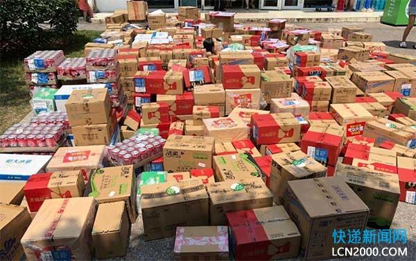 邮政快递业618数据来了:揽件65.9亿件!