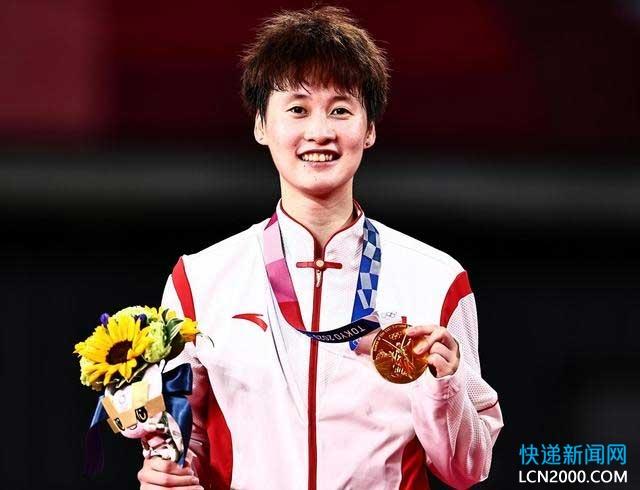韵达、中通宣布给桐庐籍奥运冠军陈雨菲赠房!