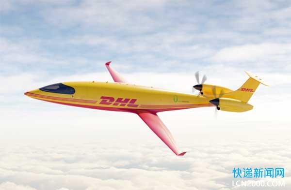 DHL购买12架纯电动货机,打造全球首个电动航空网络