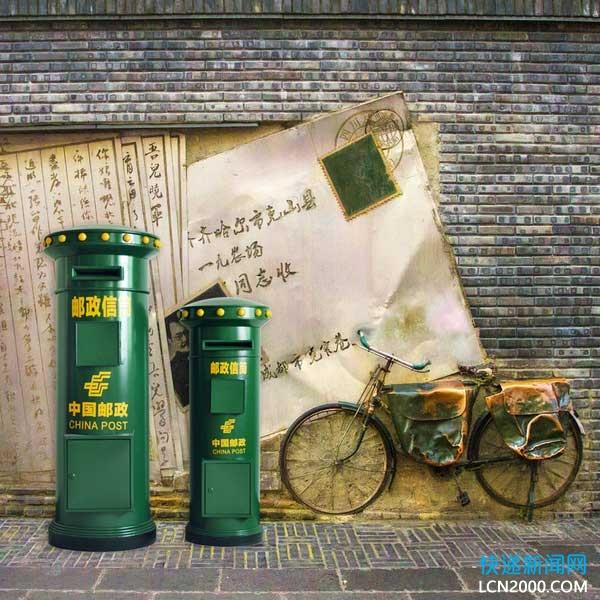 小邮局织密城市快递网